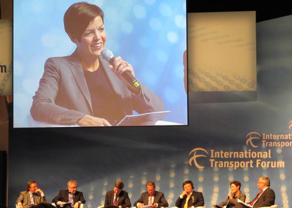 Transport and Society – ITF Forum Leipzig 2011