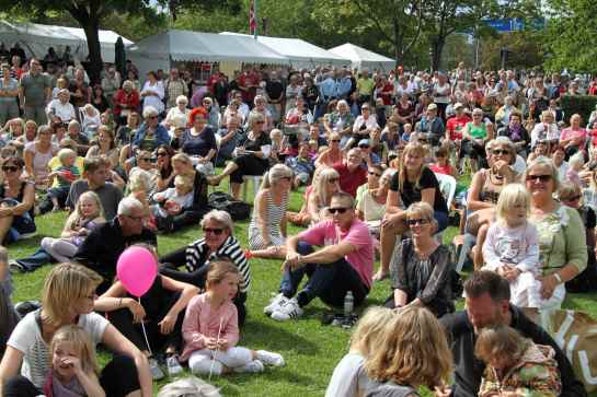 Gladsaxe Day, Saturday 24 August 2013, photo: Gladsaxe Kommune